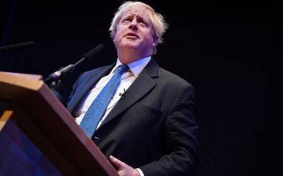 Johnson: UE chce upokorzyć Wielką Brytanię