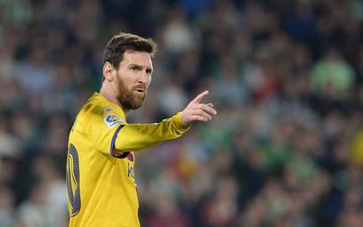 Leo Messi to wciąż główny atut Barcelony. W niedzielę jego trzy asysty dały wygraną w Sewilli
