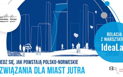 IdeaLab dla miast przyszłości