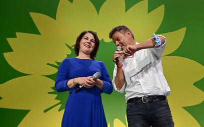 Zieloni i FDP skazani na siebie