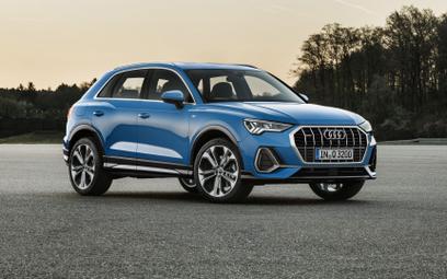 Audi Q3: Nareszcie nowe