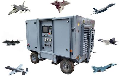 Lotniskowe urządzenie do wytwarzania azotu SGNC-HP. Fot./HII Group.