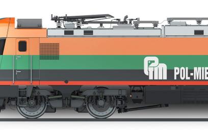 Pol-Miedź Trans kupuje nową lokomotywę do przewozów intermodalnych