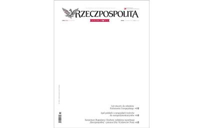 """Chrabota: Dlaczego pierwsze strony """"Rzeczpospolitej"""" i """"Parkietu"""" są puste"""