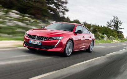 Peugeot 508: Cennik na poziomie premium