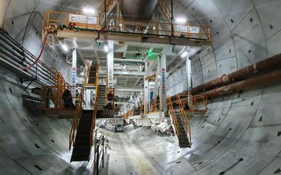 Przebity drogowy tunel do Świnoujścia