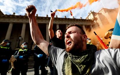 Australia: protesty po wprowadzeniu kolejnego lockdownu
