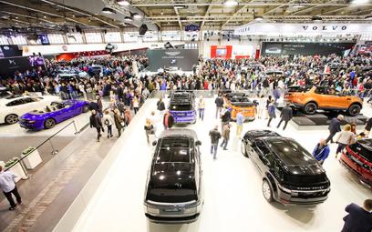 Targi Motor Show w Poznaniu przełożone o rok