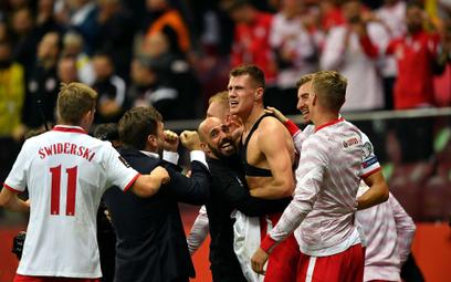 Mecz Polska - Anglia: remis, który daje nadzieję