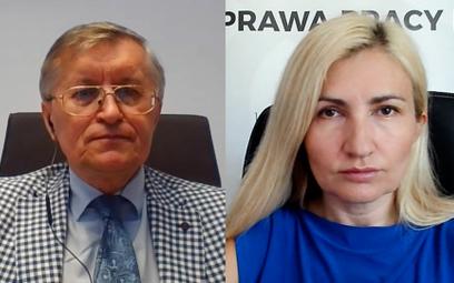 Stanisław Trociuk i Magdalena Rycak
