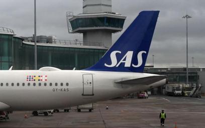 Piloci SAS strajkują