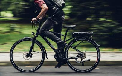 OC na e-rowery? Pomysł na razie do zamrażarki