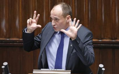 Kukiz chce uznania izraelskiego ministra za persona non grata