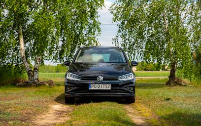 Volkswagen Golf Sportsvan: Gatunek zapominany