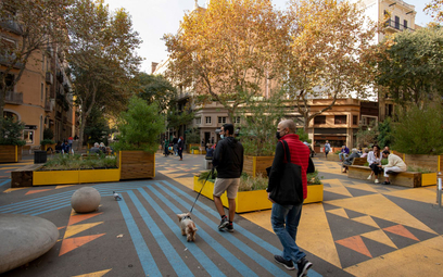 Superblock w Barcelonie