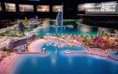 Dubaj buduje nowe sztuczne wyspy