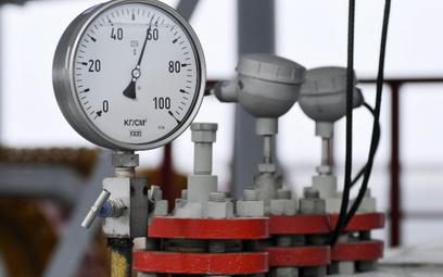Cisza w sprawie tranzytu gazu