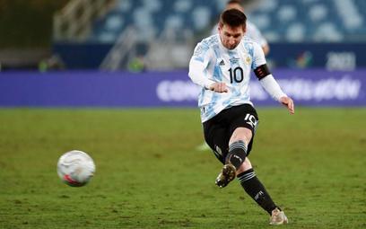 Copa America: Messi wystąpił dla Argentyny po raz 148. Rekord