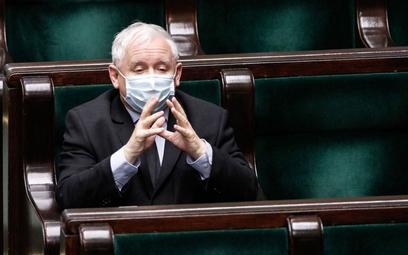 Tajemniczy doradca Kaczyńskiego ds. cyberbezpieczeństwa