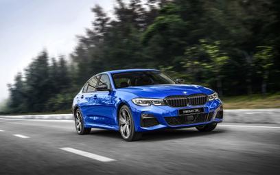 Auto Szanghaj 2019    BMW serii 3 pod gusta Chińczyków