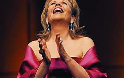 Renée Fleming zachwycona entuzjastycznym przyjęciem warszawskiej publiczności