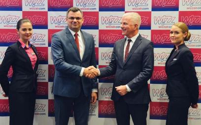 Sześć nowych tras Wizz Aira z Krakowa