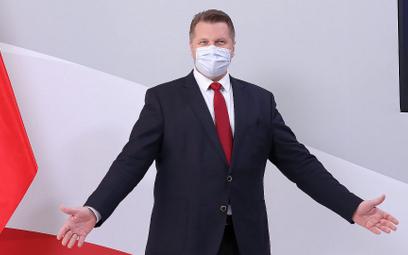 Zuzanna Dąbrowska: Minister Czarnek pokazał, jak dokonuje ewaluacji