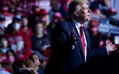 Donald Trump: Miesiącami możemy nie poznać zwycięzcy wyborów