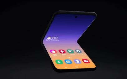 Elastyczne smartfony czekają w kolejce. Samsung ma kolejny pomysł