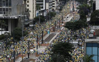 Brazylia przeciw prezydent Rousseff