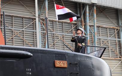 F1 Pomimo panującej pandemii koronawirusa, 9 kwietnia podniesiono banderę Egipskiej Marynarki Wojenn