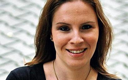 Izabela Kielczyk, psycholog biznesu, doradca zawodowy