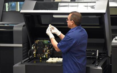 Centrum Druku 3D ma już pierwszą drukarkę. Powstające produkty cechuje wysoka jakość i precyzja wyko