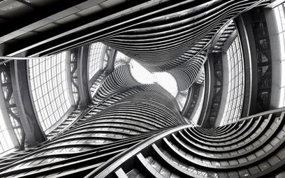 Leeza SOHO w Pekinie, jedna z najnowszych realizacji Zaha Hadid Architects/ Fot: ZHA Facebook