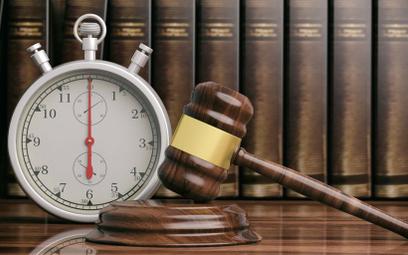 Obywatele mają krócej czekać na sprawiedliwość