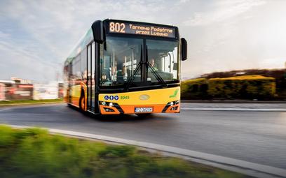 Warszawa zamówiła 70 autobusów zasilanych gazem