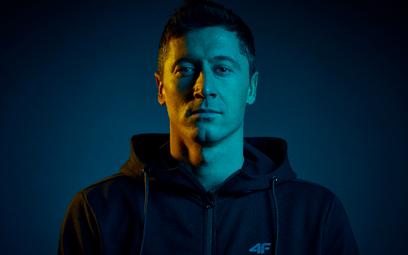 Robert Lewandowski, najlepszy piłkarz 2020 roku, twarzą marki 4F