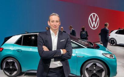 Wolf-Stefan Specht, prezes VW Group Polska: Potrzebujemy powrotu pozytywnych nastrojów konsumenckich