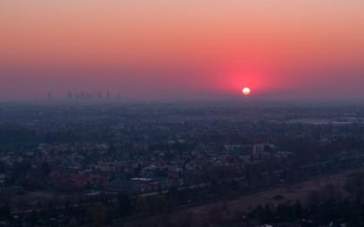 Mieszkańcy Warszawy zaskarżyli władze województwa za powietrze