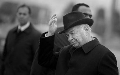 Isłam Karimow