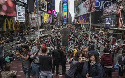 Nowy Jork z kolejnym rekordem