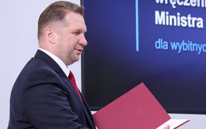 Pierwszego rektora Akademii Zamojskiej wskaże minister edukacji i nauki Przemysław Czarnek