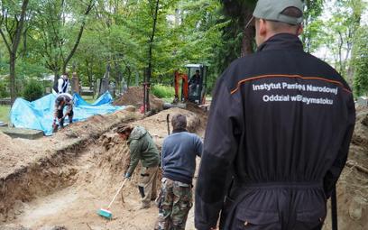 Białystok: IPN ekshumuje szczątki ofiar zbrodni niemieckich