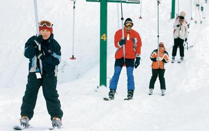 W Krainie Wielkich Jezior miejsce dla uprawiania swojej pasji znajdą także narciarze.