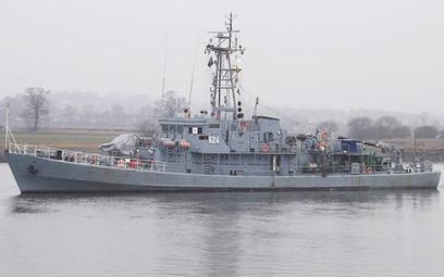 Gdańska grupa stoczniowa wyprodukuje następców niszczycieli min, takich jakwysłużony ORP Czajka