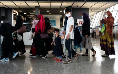 Airbnb oferuje darmowe zakwaterowanie dla 20 000 afgańskich uchodźców