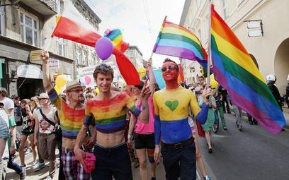 Impreza ma zwrócić uwagę na problemy osób homoseksualnych w naszym kraju. Na zdjęciu Marsz Równości