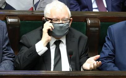 Kaczyński: Te żądania godzą w fundamenty naszej suwerenności