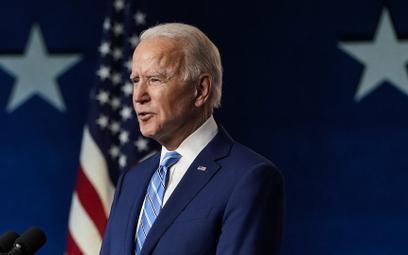 Joe Biden - polityczny weteran, któremu wiele uchodzi na sucho
