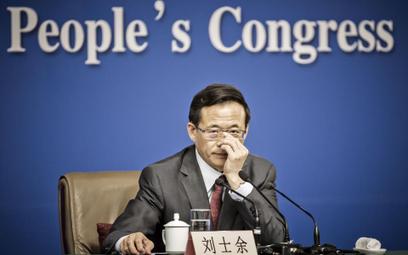 Fang Xinghai, wiceprzewodniczący Chińskiej Komisji Regulacyjnej dla Papierów Wartościowych